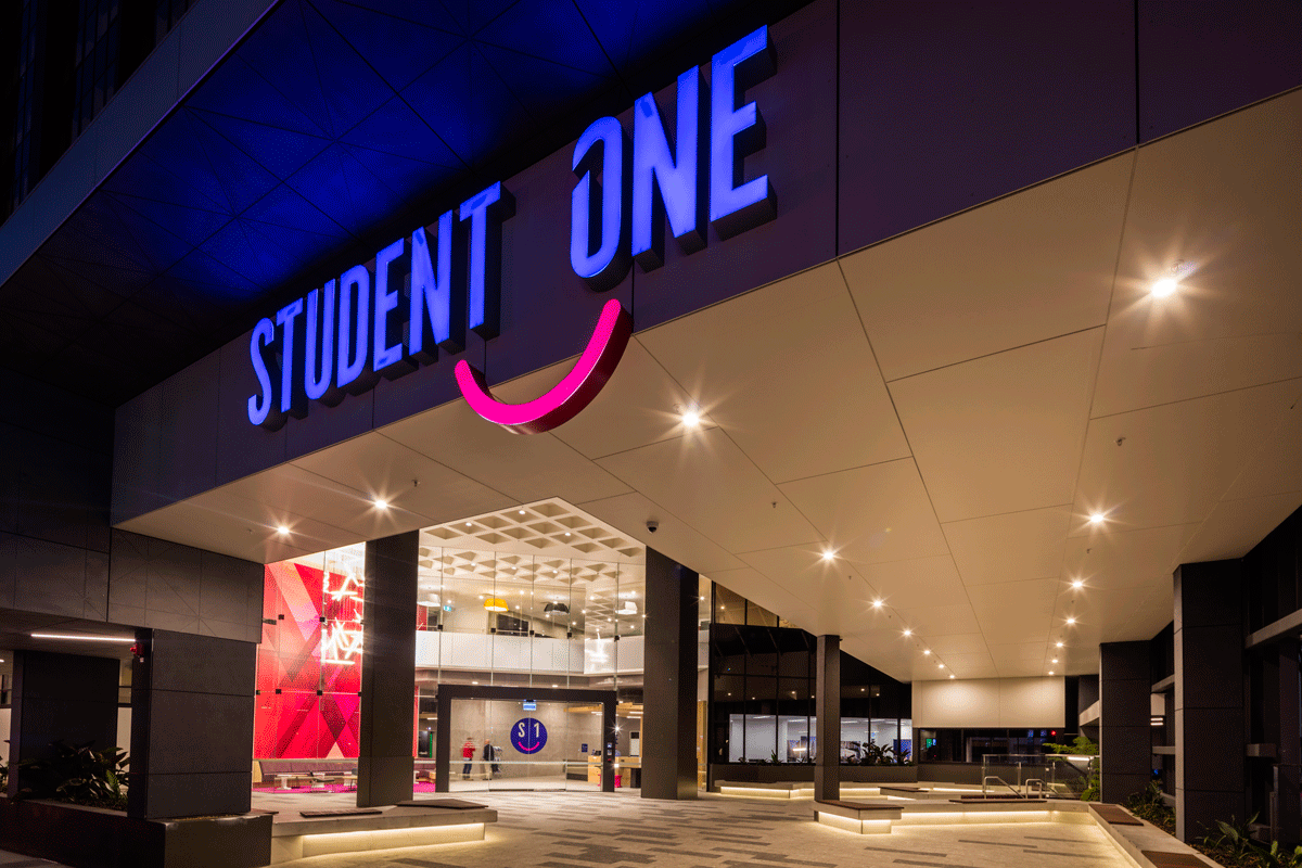 Student One – Adelaide St