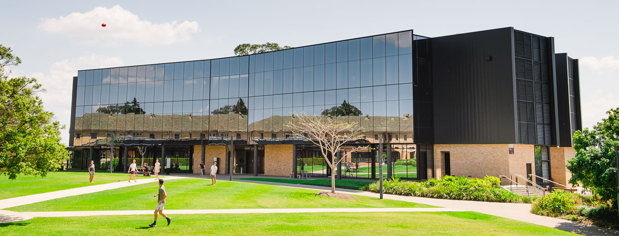 ACU – Australian Catholic University  (Brisbane)