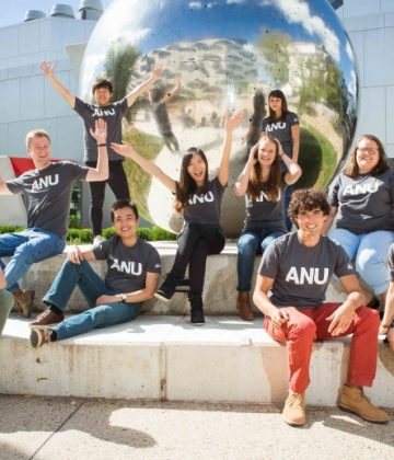 ANU – Australia National University